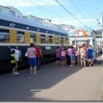 Найти дешевые билеты на поезд из Красноярска в Новосибирск