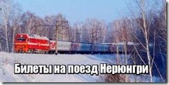 Билеты на поезд Нерюнгри